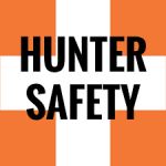picture of the words Hunter Safety